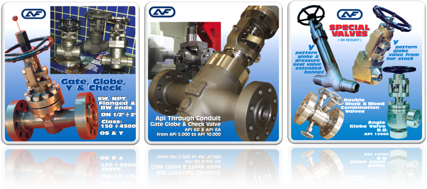 Gate valve, Globe valve, Check valve, through conduite, pattern globe, api through conduit gate valve, globe valve and check valve, double block and bleed Valve