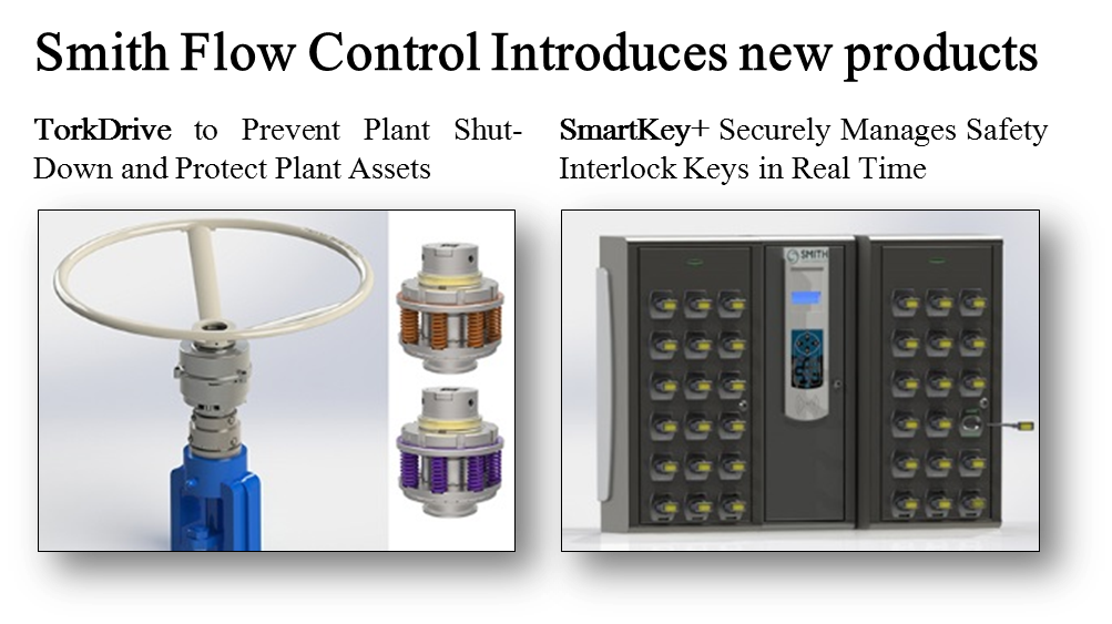 Smith Flow Control - new products