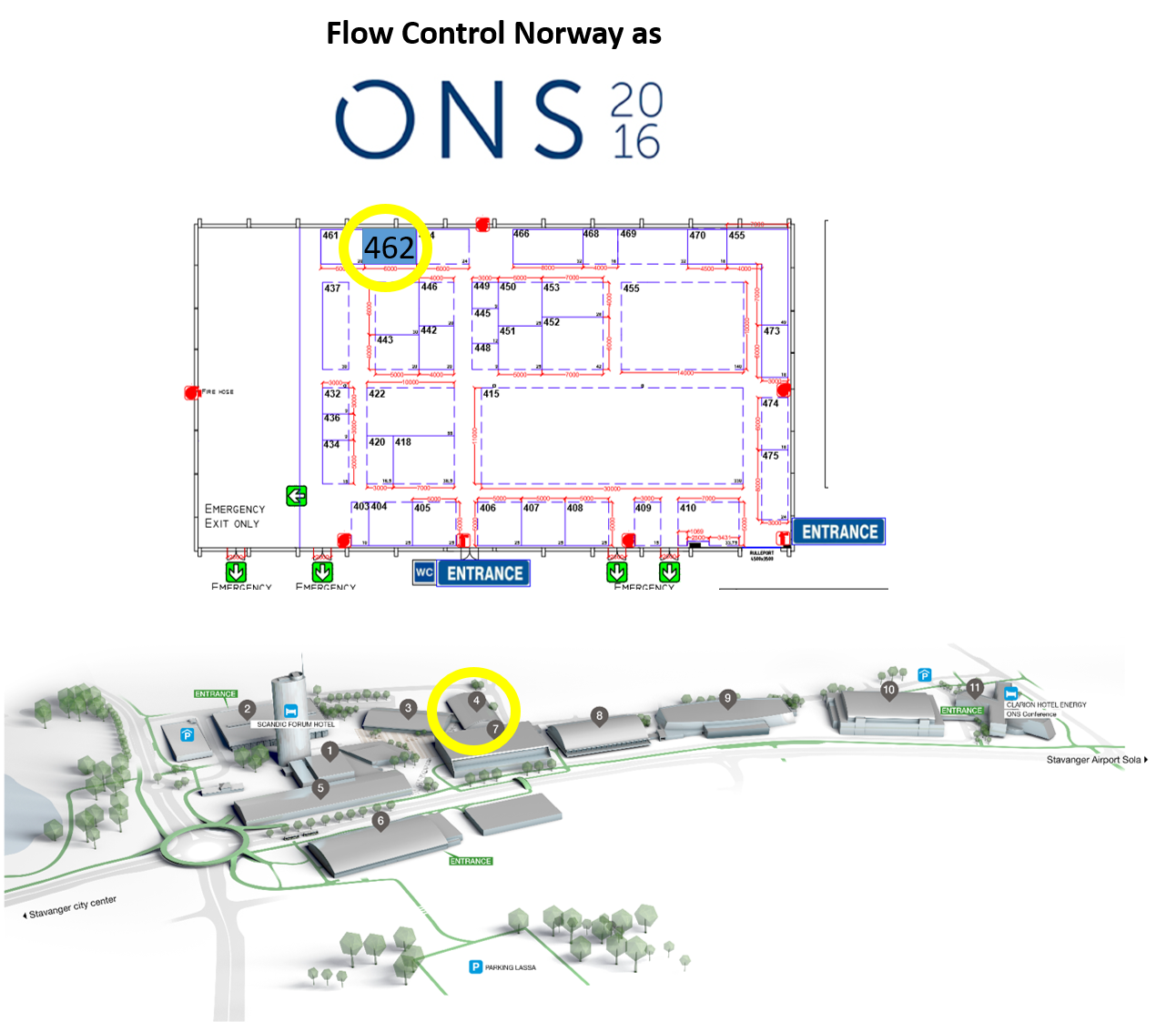 ONS 2016 stand 462